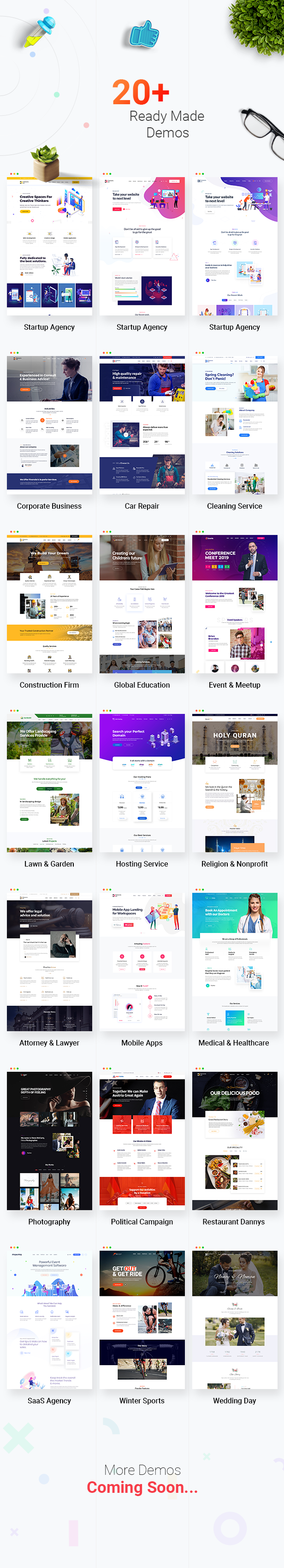 \  - 2Ready demos - Elements Kit – All In One Addons for Elementor Page Builder